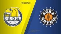 EWE Baskets Oldenburg - Asseco Arka Gdynia Highlights | 7DAYS EuroCup, Regular Season Round 1