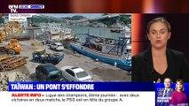 Taïwan: un pont s'effondre - 01/10