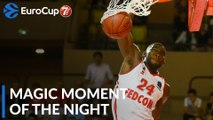 7DAYS Magic Moment of the Night: Yakuba Ouattara, AS Monaco