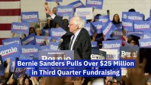 Bernie Sanders Has Successful Fundraising Rounds