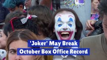 The 'Joker' Will Make Money Headlines This Month