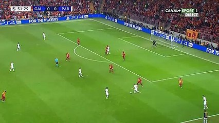 LDC (01/10) - Galatasaray 0 - 1 Paris-Saint-Germain