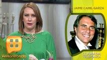 ¡TIENE MIEDO! Jaime Camil Garza dice que Sarita Sosa teme reunirse con sus hermanos. | Ventaneando
