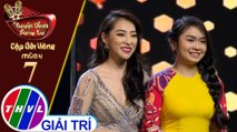 THVL | Tuyệt đỉnh song ca - Cặp đôi vàng 2019 | Tập 7[3]: Lk Thầm Gọi Tên Anh, Buồn Con Sáo Sậu - Cao Công Nghĩa, Thiện Nhân