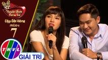 THVL | Tuyệt đỉnh song ca - Cặp đôi vàng 2019 | Tập 7[1]: Tình Nhỏ Mau Quên - Minh Luân, Phương Trinh Jolie