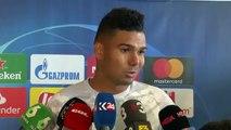 """Casemiro : """"Hazard fait partie des 5 meilleurs joueurs du monde"""""""