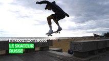 Jeux Olympiques 2020 : La russie croit en son skateur Kostya Kabanov