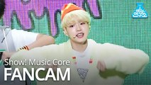 [예능연구소 직캠] TEEN TEEN - It's on you (JINWOO), 틴틴 - 책임져요 (이진우) @Show! MusicCore 20190921