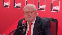 """Jean-Marie le Pen, fondateur du Front National, à propos de Marion Maréchal qui ne se présentera pas à la prochaine présidentielle :  """"Elle ne veut pas entrer en conflit avec sa tante, la mieux placée pour cette responsabilité"""""""