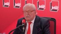 """Jean-Marie le Pen, fondateur du Front National,  sur la rupture avec Marine Le Pen :""""Je l'ai pas digéré"""""""