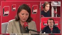 """Agnès Buzyn : """"Une enquête parlementaire je trouve ça très bien : l'État n'a rien à cacher, les autorités n'ont rien à cacher, d'ailleurs je ne sais même pas quel serait l'intérêt des autorités, notamment sanitaires, de cacher des choses"""""""