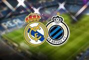 Real Madrid 2 - 2 Club Brugge maç özeti Real Madrid Club Brugge goller Real Madrid Club Brugge özet