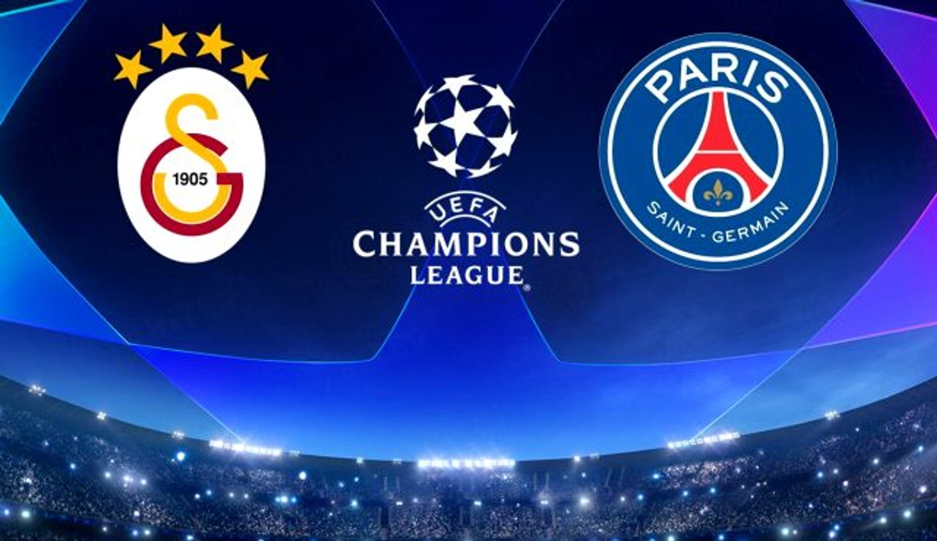 Galatasaray 0 - 1 Paris Saint Germain özet izle GS PSG özet izle GS PSG goller izle