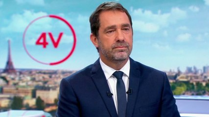 Christophe Castaner - France 2 mercredi 2 octobre 2019