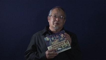 Buku Misi Rahsia Pasukan F, kepada pembaca Utusan Malaysia yang berminat membeli buku ini boleh menghubungi atau WhatsApp bekas pegawai Pasukan F, Abdul Kalam Suhaimi di nombor: 010-5319719
