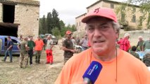 Patrice Staïano président de la Société de chasse de Saint-Mitre