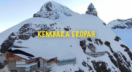 Kembara Eropah: Terokai Gunung *Jungfraujoch* di Lauterbrunnen