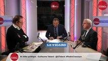 """Jean Leonetti  dénonce une """"faute de communication"""" du gouvernement dans l'incendie de l'usine #Lubrizol à Rouen.(02/10/2019)"""