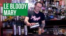 Le Bloody Mary revisité à la tequila!