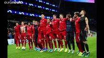 Le Bayern humiliant, le Barça hésitant