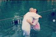 Demi Lovato s'est baptisée en Israël