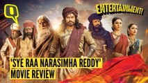 'Sye Raa Narasimha Reddy' Movie Review
