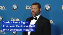 Jordan Peele's Massive Deal With Universal Pictures