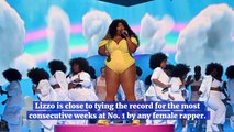 Lizzo Is The Queen Of The Charts