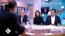 Obsèques de Jacques Chirac : François Hollande révèle ses propos prononcés à Carla Bruni (vidéo)