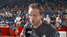 Tokyo - Pouille : ''Content de jouer Djokovic''