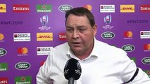 Steve Hansen happy with All Blacks performance