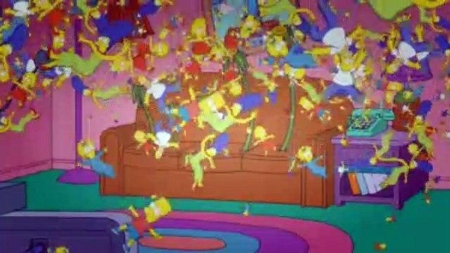 The Simpsons Season 24 Episode 22 - Dangers on a Train