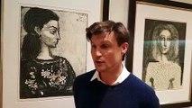Picasso graveur à Belfort, Picasso érotique et frénétique