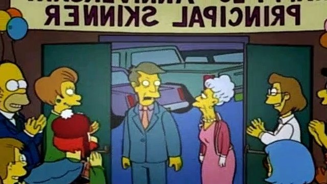 The Simpsons Season 9 Episode 2 - The Principal and the Pauper