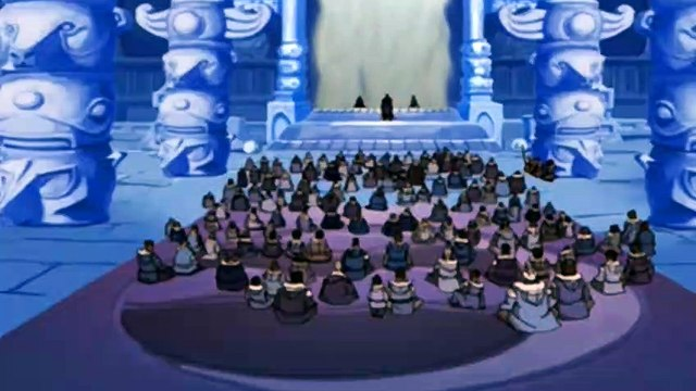 Avatar: The Last Airbender S01E19 The Siege of the North Part 1 - The Last Airbender S01E19