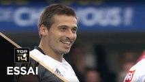TOP 14 - Essai Julien BLANC 1 (CAB) - Brive - Toulouse - J6 - Saison 2019/2020
