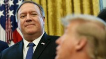 Mike Pompeo accused of trying to stall Trump impeachment inquiry