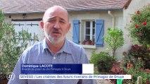 Le journal - 02/10/2019 - SEVESO  Les craintes des futurs riverains de Primagaz de Druye