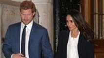 Meghan Markle Files Suit Against UK Tabloid After Publication of Private Letter | THR News