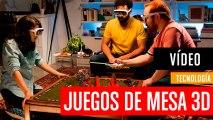 Los juegos de mesa holográficos son una realidad con Tilt Five