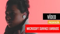 Auriculares Microsoft Surface Earbuds