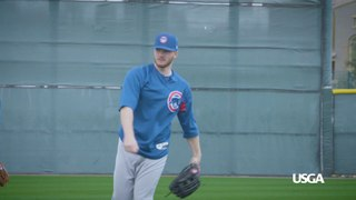 USGA Golf Journal: The Cubs' Ian Happ, a Chip Off the Old Block