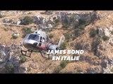 L' Aston Martin de James Bond a été repérée en Italie