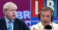 Nigel Farage's Reaction To Boris Johnson's Irish Border Proposal