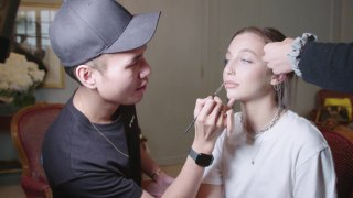 Watch YouTuber Emma Chamberlain Get Ready for the Louis Vuitton Show