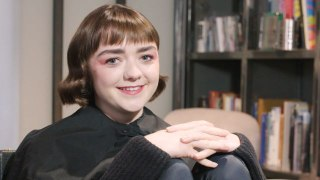 Maisie Williams Takes Paris Fashion Week by Storm