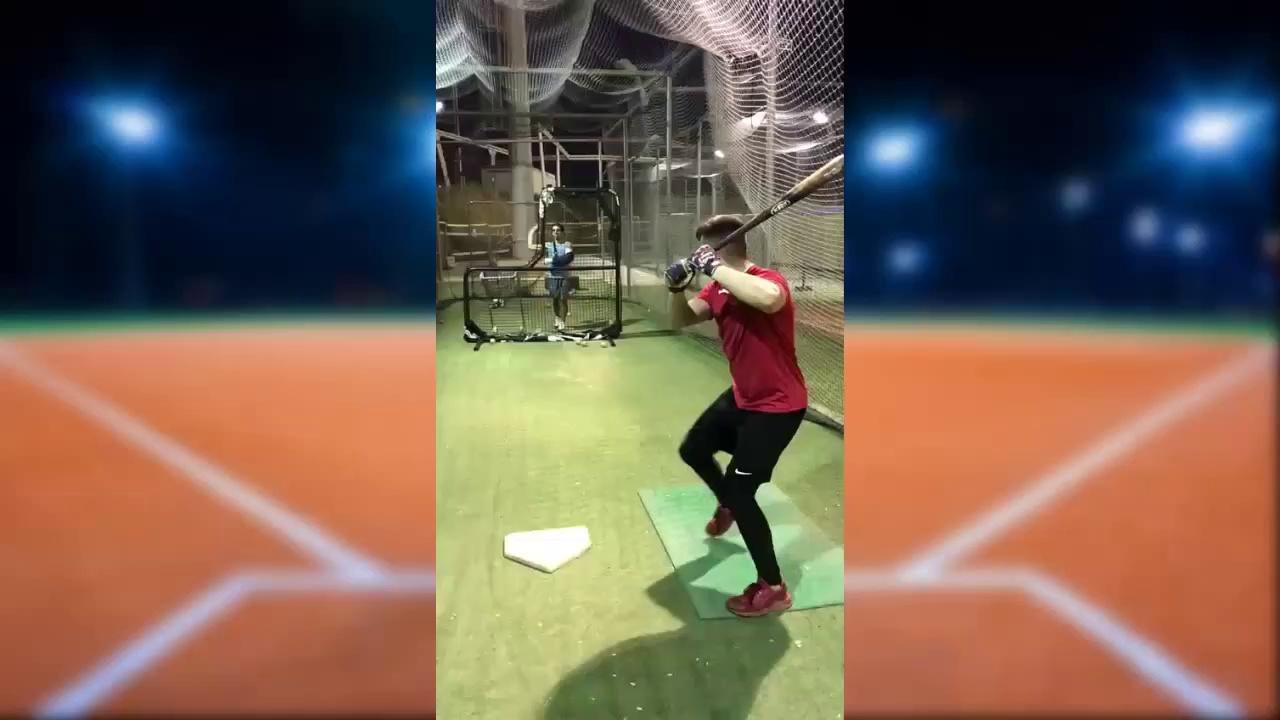 "Pol Rodríguez Baseball ""Highlights"" 2017-2019"