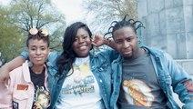 Children of Rap: Barsun, Taniqua and Shaquita Jones