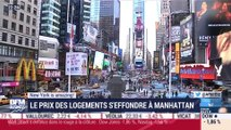 New York is amazing: Le prix des logements s'effondre à Manhattan - 02/10