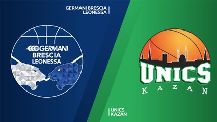 7Days EuroCup Highlights Regular Season, Round 1: Brescia 84-75 UNICS